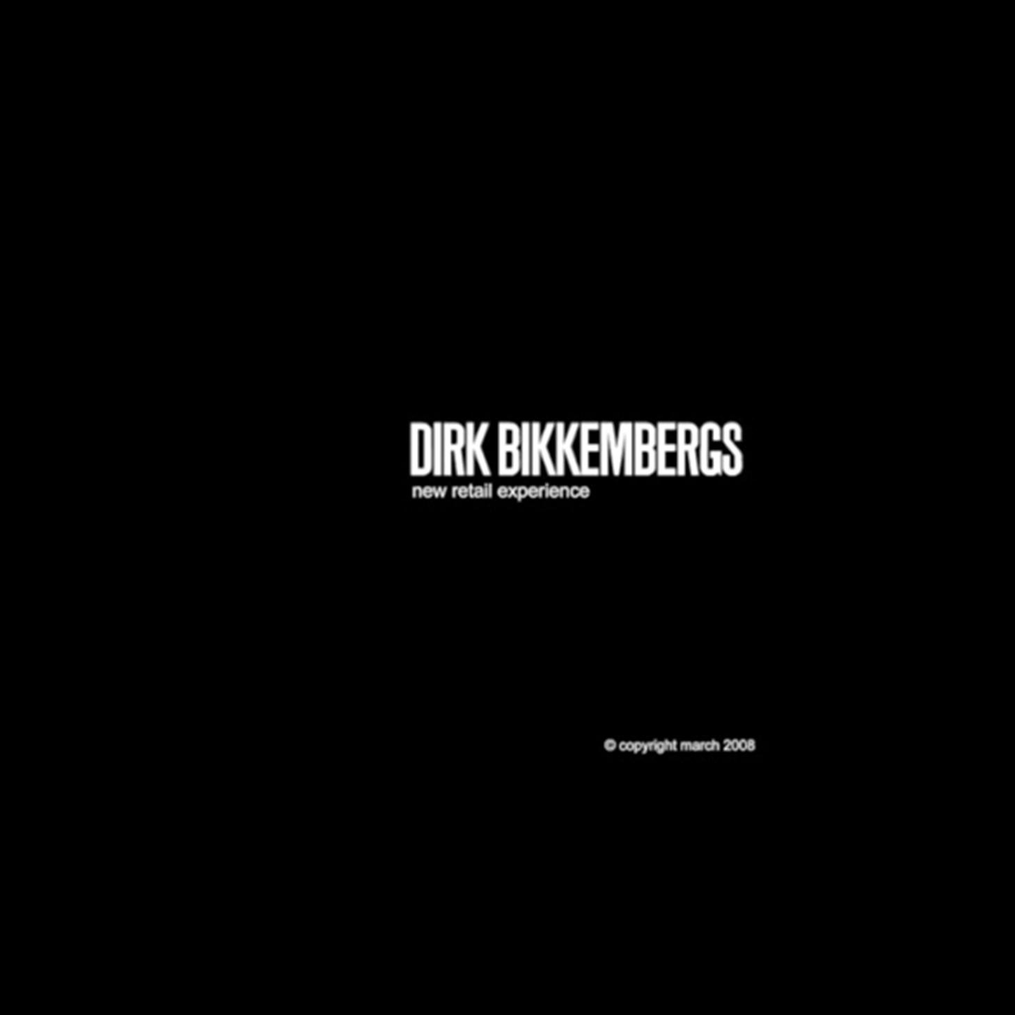DIRK BIKKEMBERG VIDEO