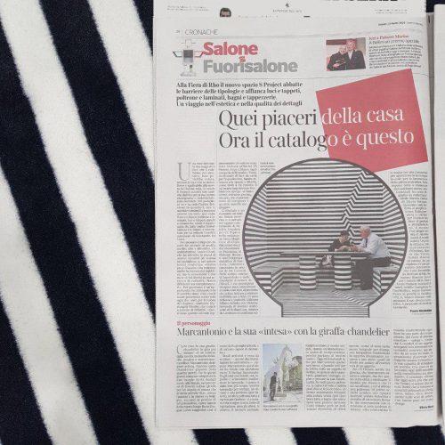 01. corriere della sera 13 aprile 2019