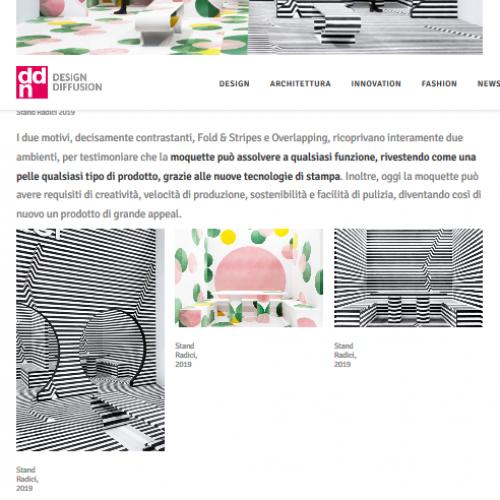 01.Il Salone del Mobile e l'architettura effimera Design Diffusion