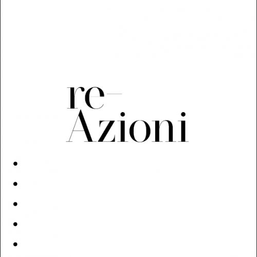re-Azioni cover